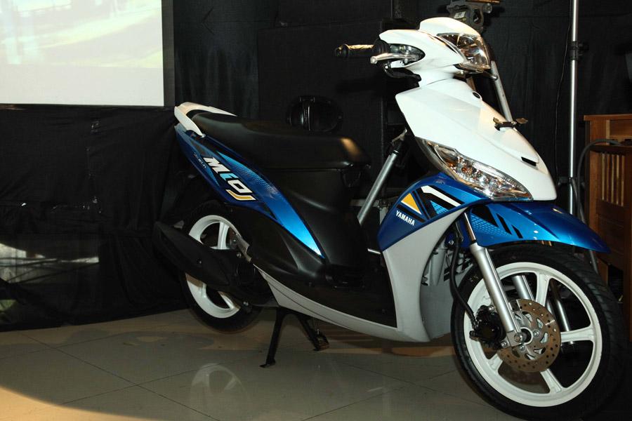 Koleksi 99 Modifikasi Motor Mio J Putih Terupdate Dinding Motor